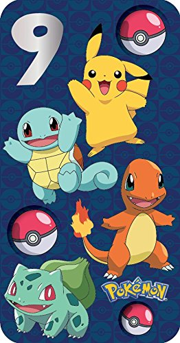 Official Pokemon Birthday Card Collection Ebay